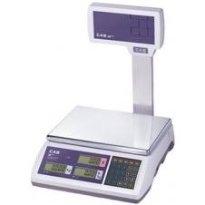 Весы торговые CAS ER PLUS-06CBU