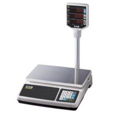 Весы торговые CAS PR-06R