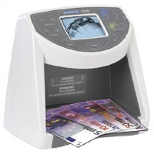 Детектор банкнот Dors 1200 УФ, с дополнительным функционалом