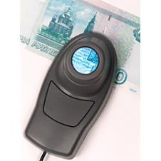 Детектор банкнот Dors 10 оптическая лупа с подсветкой