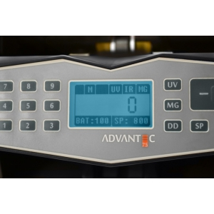 Счетчик банкнот Cassida advantec 75 sd/uv/mg/ir