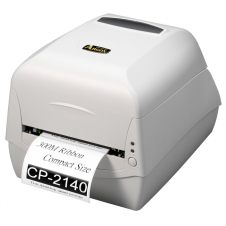 Принтер этикеток Argox CP-2140E Com, USB,Lan (нож)