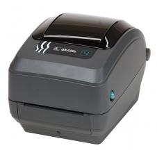 Принтер этикеток Zebra GK420t, 104мм, RS-232, USB (отделитель)